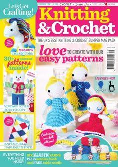 LGC Knitting & Crochet issue 70 preview