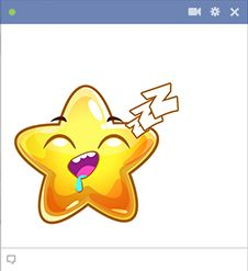 Sleepy Star Copy Send Share Send in a message, share on a timeline or copy and paste in your comments. More Emojis, New Sticker, Thoughts And Feelings, Tattoo Drawings, Pikachu, Clip Art, Symbols, Cartoon, Stickers