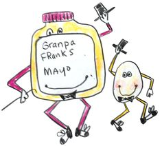 Grandpa Frank's Mayo | Ruby Lane Cookbook