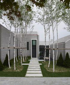 Korean residential resort, designed by Piet Boon