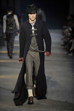 Rottenfields. for the lovers of refined art, fashion and design.: Alexander McQueen Menswear F/W 2009
