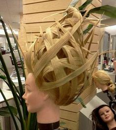 1000 Images About Hair Competition Ideas On Pinterest