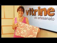 Jogo Americano Via Láctea com Eliana Yazbek   Vitrine do Artesanato na Tv