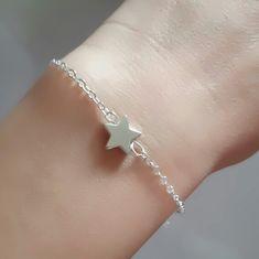 bracelet-etoile-argent