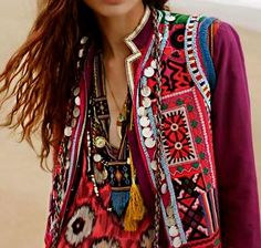 ╰☆╮Boho chic bohemian boho style hippy hippie chic bohème vibe gypsy fashion indie folk the 70s . ╰☆╮ WWW.MAGGYCALHOUN.COM