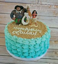 Image result for moana cake  Order it on http://Papr.Club as a Monthly Subscription