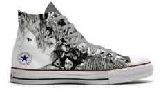 converse the beatles revolver (unofficial)