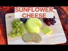 This is an easy recipe for a raw vegan cheese made from sunflower seeds. It slices, grates and melts so…