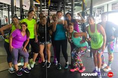 """#Repost @crikrohn @powerclubpanama  Y este bello grupo sigue creciendo!! No es un secreto que disfruto mucho """"de y con"""" la gente que entrena en  #brisasdelgolf  #powerclub #powerclubpanama #panama #crosstraining #YoEntrenoEnPowerClub"""