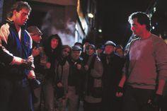 Rocky V street fight ending