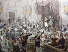 Napoleone garantisce la confederazione del Reno