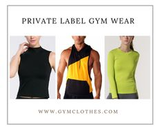 126 Best Private Label Activewear Manufacturers images in