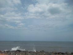Rocky Beach   Pondicherry -Aug '12