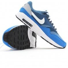 Nike Air Max 1 Jacquard Blue 644153 400