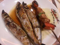 Fish & BBQ Teppanyaki  # Oishi