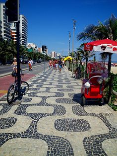 Leblon - this area had the best restaurants, bars & shopping in the area. I recommend staying either here or in Ipanema & cab-ing it to Copacabana when you want to.