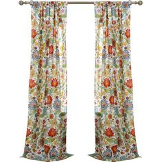 Greenland Home Fashions Astoria Curtain Panels