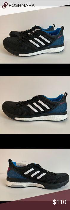 best service 8f988 33f37 adidas Adizero Tempo 9 BlackBluePink NWT Sz 9.5 Brand new, no