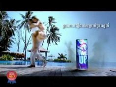 [CF]OKF Corporation Energy Drink Power Up CF (2012 Ver.) In Cambodia