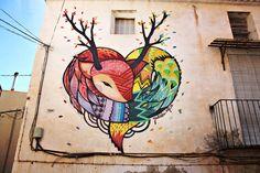 Rafa Gassó | Julieya Xlf en el Museo Inacabado de Arte Urbano