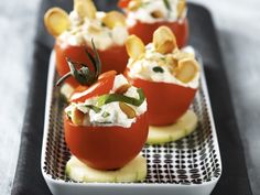 Schattige tomaatjes - Libelle Lekker!