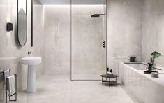 LUXUSNÁ KÚPEĽŇA - Exkluzívne kúpeľne v štýle glamour / BENEVA Floor Design, Marble, Bathtub, Glamour, Flooring, Ceramics, Bathroom, Interiors, Standing Bath
