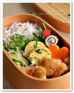 鶏の竜田揚げ弁当