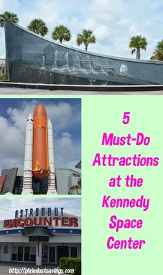 If you are visiting the Kennedy Space Center, do not miss these 5 Awesome…