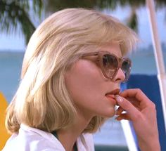 Michelle Pfeiffer (1983) - Scarface de Brian De Palma - © Universal Pictures
