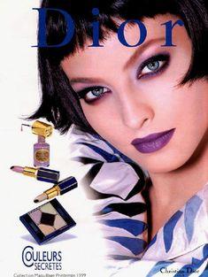 Kristina Semenovskaya for Dior 2, via Flickr.