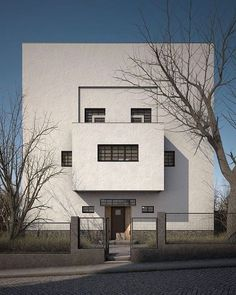 "1,837 Likes, 17 Comments - #BRUTgroup (@brutgroup) on Instagram: ""Moller House by Adolf Loos Year(s) of construction: 1927-1928 Location: Vienna, Austria. #brutgroup…"""