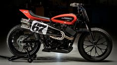 harley davidson xg  r flat track bike right side profile