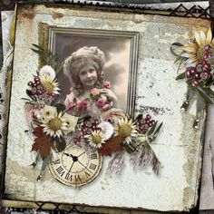 The Digichick :: Collections :: Enduring - Bundle #scrapbooking #papercrafting #crafting #memorykeeping #art #artwork #inspiration #shabby