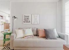 Apartamento pequeno e bem decorado! - Arrumadíssimo