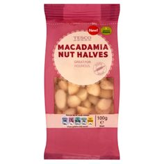 #Tesco Macadamia Nut Halves. Great for Houmous.