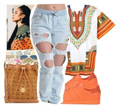 """""""Thoughts"""" by thailyn-nicole ❤ liked on Polyvore featuring adidas Originals"""