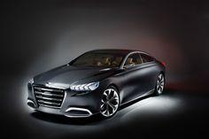 Hyundai HCD-14 Genesis Concept :: Cardesign Community
