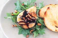 Roasted Pears With Blue Cheese &Balsamic Syrup Recipe Ideas Recipes Recipe Ideas Pear Recipes, Wine Recipes, Healthy Recipes, Syrup Recipes, Balsamic Syrup Recipe, Healthy Cooking, Cooking Tips, Recipe Sites, Recipe Recipe