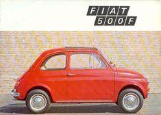 1.965 – Fiat 500 F