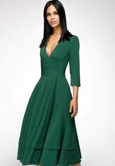 Платье 1001dress купить за 4 500 руб MP002XW141Q7 в интернет-магазине Lamoda.ru Wrap Dress, Dresses With Sleeves, Formal, Womens Fashion, Long Sleeve, Clothes, Projects, Elegant, Style