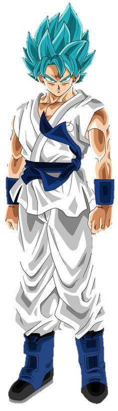 Son Goku Super Saiya