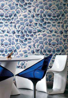 Dalia Blu Mosaic Tiles