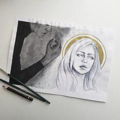 The Darkling and The Sun Summoner by ShyyBoyy