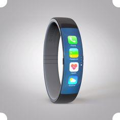 """O novo relógio da Apple – o iWatch – pode usar tecnologia diferenciada para a recarga da bateria: energia solar!  Apesar dos inúmeros rumores e da empresa já ter registrado a marca """"iWatch"""" em vários países, a Apple ainda não confirmou o lançamento do relógio inteligente. Vamos aguardar! :D  Fonte: http://exame.abril.com.br/tecnologia/noticias/apple-pode-usar-recarregamento-por-energia-solar-no-iwatch"""