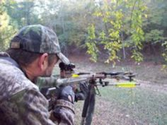 I only hunt with a compound bow, but for any of you crossbow hunters out there: The World's 7 Best Crossbow-Hunting Tips - :)