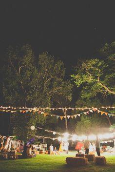 piknik-dugun-dekorasyon-fikirleri-ışıklandırma