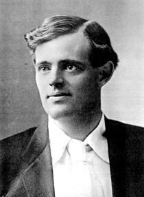 Jack London (1886-1916) was born in San Francisco, drew on his experiences as a sailor, gold prospector and adventurer to write stirring tales about canines in the frozen North and voyages on the high seas in his best-selling novels The Call of the Wild, The Sea-Wolf and White Fang