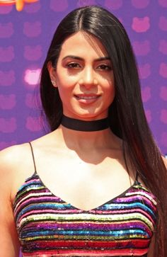 Emeraude Toubia 2016 Radio Disney Music Awards at Microsoft Theater in Hollywood