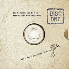 Barenaked Ladies: All Their Greatest Hits Disc One 1991-2001 (CD, Music) New #AlternativeIndie