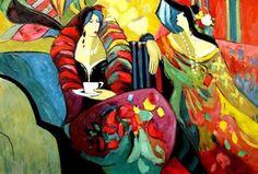 Friendship By Isaac Maimon